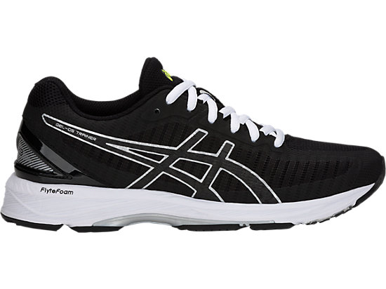 GEL-DS TRAINER 23, BLACK/SILVER