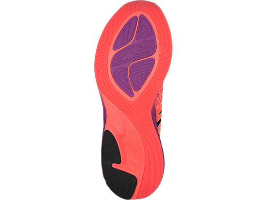 NOOSA FF 2 FLASH CORAL/BLACK/SHOCKING ORANGE