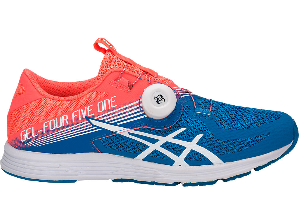 GEL-451 | Women | FLASH CORAL/WHITE/DIRECTOIRE BLUE | SALE Damen | ASICS