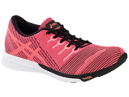 fuzeX KNIT PINK GLO/FLASH CORAL/BLACK