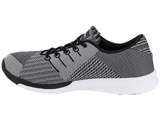 fuzeX KNIT CARBON/BLACK/WHITE