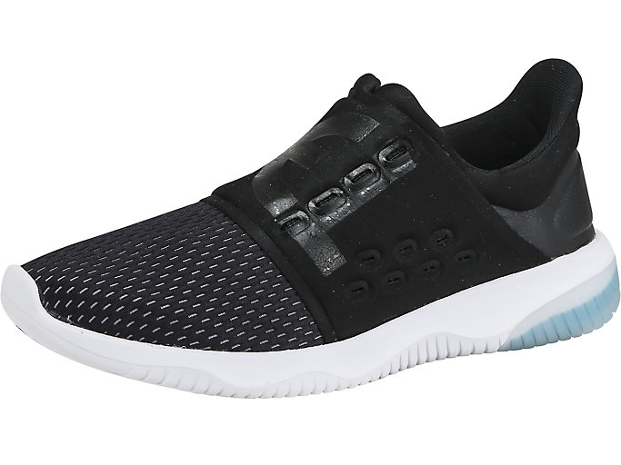 Alternative image view of GEL-KENUN LYTE, BLACK/PHANTOM/LAKE BLUE