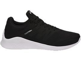 COMUTORA, BLACK/BLACK/WHITE