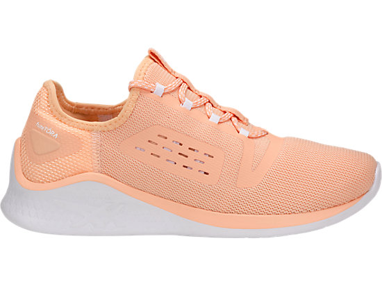 Asics Running Fuzetora Sneakers In Apricot p22LuB8Igv