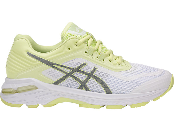 Women's GT-2000 6 LITE-SHOW | WHITE/SILVER/LIMELIGHT ...