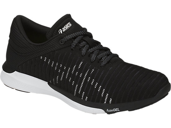 fuzeX Rush Adapt BLACK/WHITE/DARK GREY