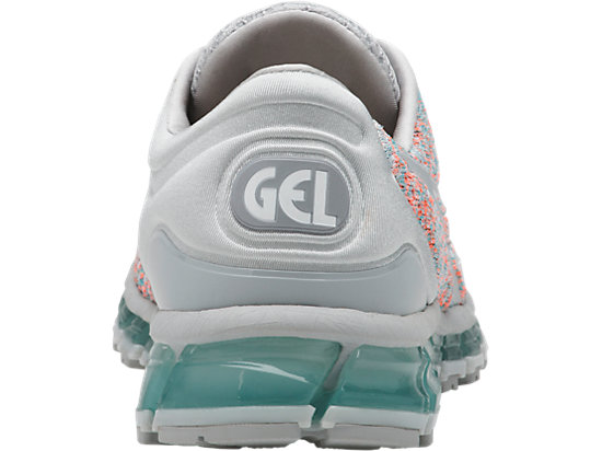 GEL-QUANTUM 360 KNIT 2 GREY/ORANGE