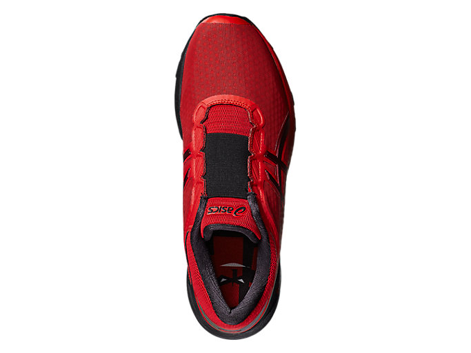 Top view of DynaFlyte 2 THE INCREDIBLES, CLASSIC RED/CLASSIC RED/BLACK