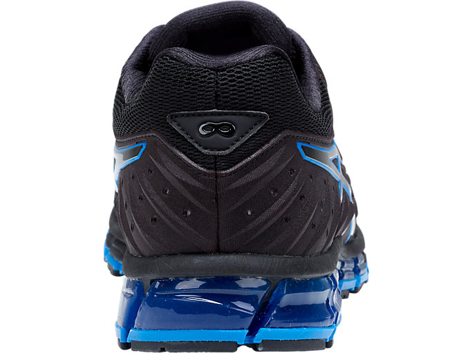 Back view of GEL-QUANTUM 180 2 MX DISNEY• PIXAR INCREDIBLES 2, BLACK/DIRECTOIRE BLUE/BLACK
