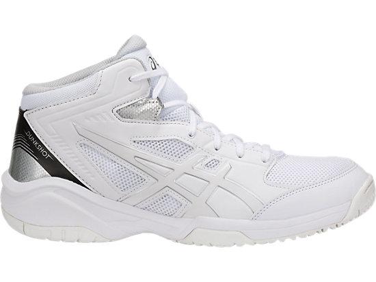DUNKSHOT®MB 8, WHITE/WHITE/CARBON