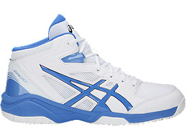 DUNKSHOT®MB 8, WHITE/BLUE COAST