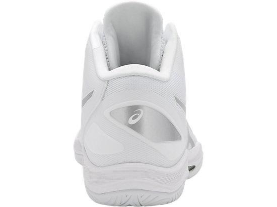 GELHOOP V 10-wide WHITE,SILVER