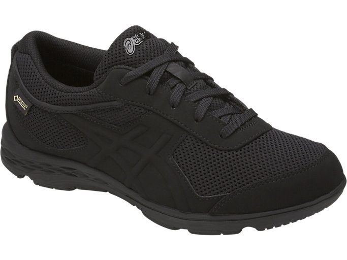 Front Right view of GEL-MOOGEE761 G-TX(W), BLACK/BLACK/CARBON