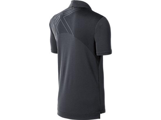 ASICS Team Performance Tennis Polo Shirt Steel Grey 7