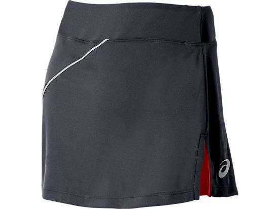 ASICS Team Performance Tennis Skort Steel Grey/White 7
