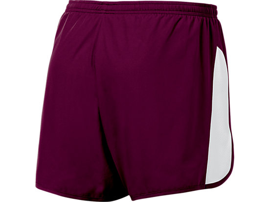 Wicked 1/2 Split Short Maroon/White 7