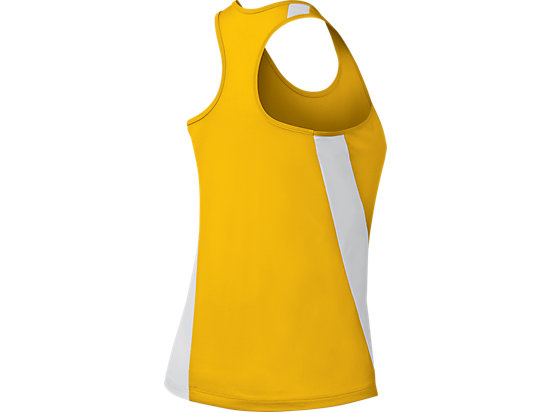 Wicked Singlet Gold/White 7