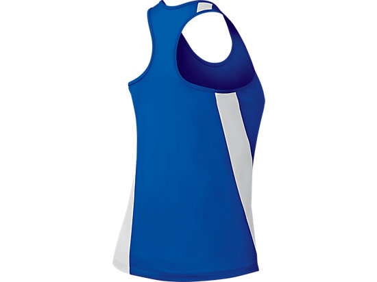 Wicked Singlet Royal/White 7