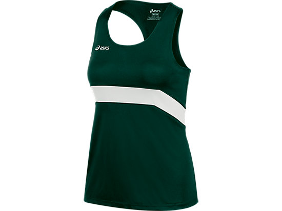 Break Through Singlet Forest/White 3