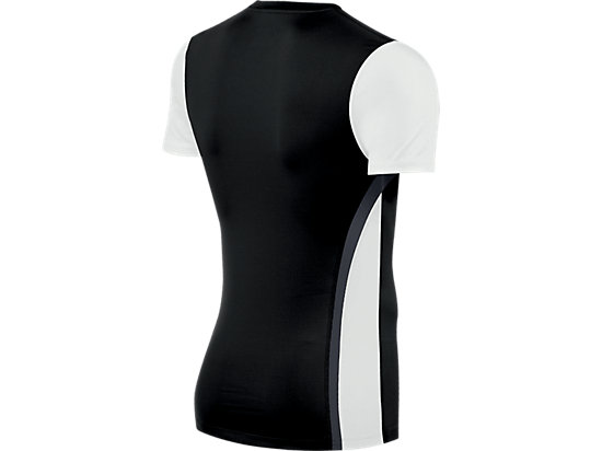 Enduro Short Sleeve Black/White 7
