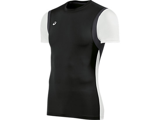 Enduro Short Sleeve Black/White 3