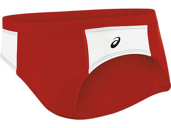 Chaser Brief Red/White 3