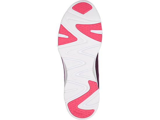 GEL-FIT TEMPO 3 PRUNE/SILVER/ROUGE RED