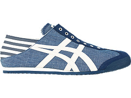 Right side view of MEXICO 66™ PARATY, BLUE / WHITE