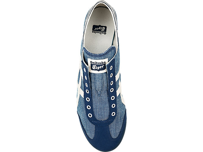Top view of MEXICO 66 PARATY, BLUE / WHITE
