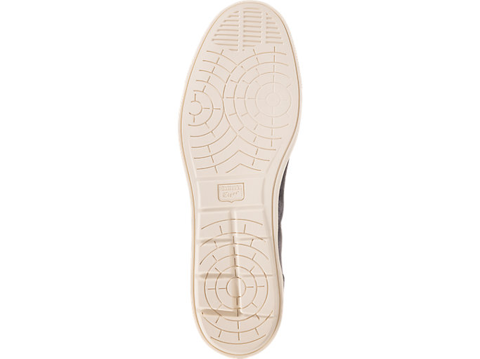 Bottom view of TIGER SLIP-ON DELUXE