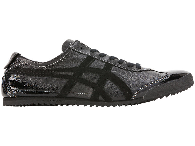 asics tiger black
