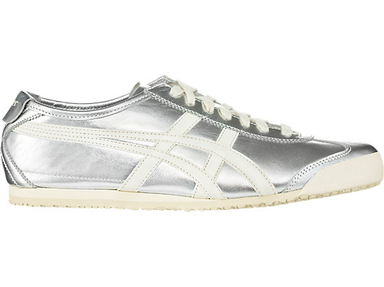 new product e9c71 188aa MEXICO 66 | MEN | SILVER/WHITE | Onitsuka Tiger Indonesia