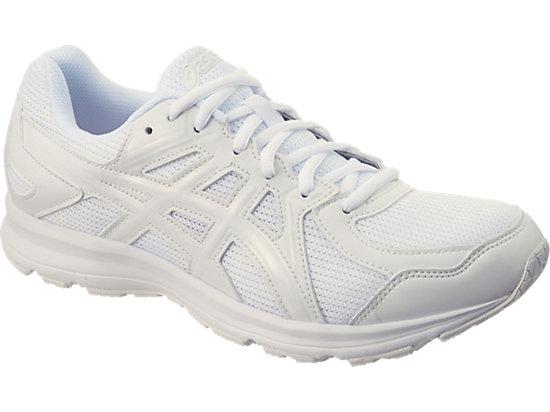 JOG 100 2, WHITE/WHITE/CARBON