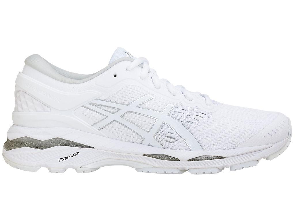 LADY GEL-KAYANO 24:ホワイト×ホワイト