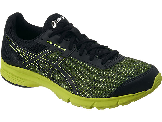GEL-INFINI®2-wide, BLACK/SAFETY YELLOW/CARBON