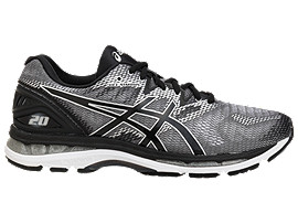 GEL-NIMBUS®20, CARBON/BLACK/WHITE