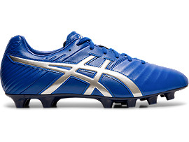 Right side view of DS LIGHT WD 3, ASICS BLUE/SILVER
