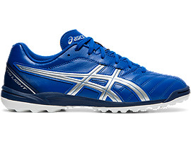 Right side view of DS LIGHT®2 TF SL, ASICS BLUE/SILVER