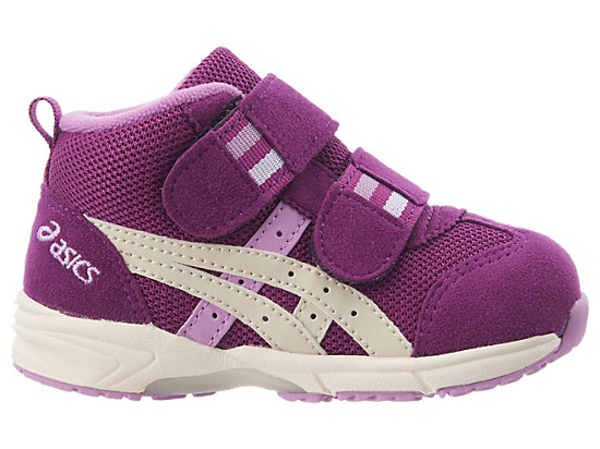 GD.RUNNER BABY MS-MID 紫色/白色