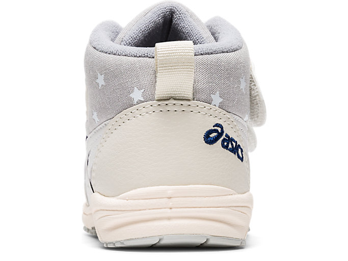Back view of GD.RUNNER®BABY CT-MID 3, グレー