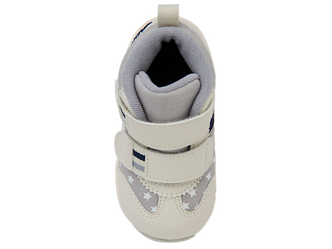 Top view of GD.RUNNER®BABY CT-MID 3, グレー