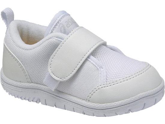 上履きCP BABY, ホワイト