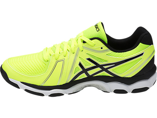 GEL-NETBURNER BALLISTIC LO GREEN/BLACK