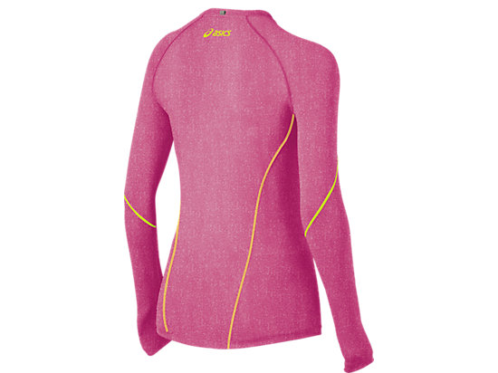 Speed Long Sleeve Winter Layer Magenta Heather 7