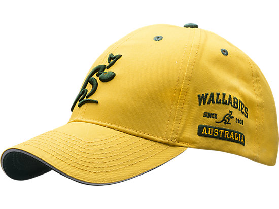SUPPORTER CAP GOLD 3