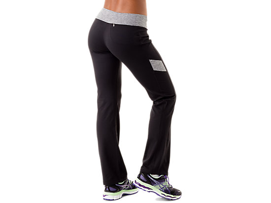 Thermopolis Pant Performance Black/Dark Grey Heather 7