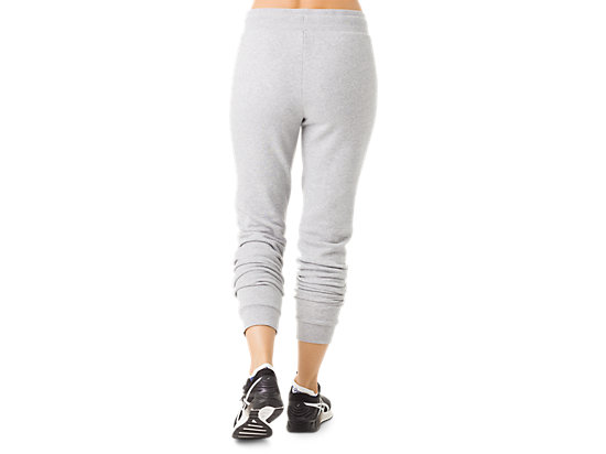 Women's Fleece Pant Heather Grey 7