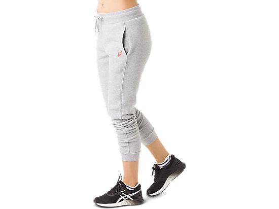 Women's Fleece Pant Heather Grey 11