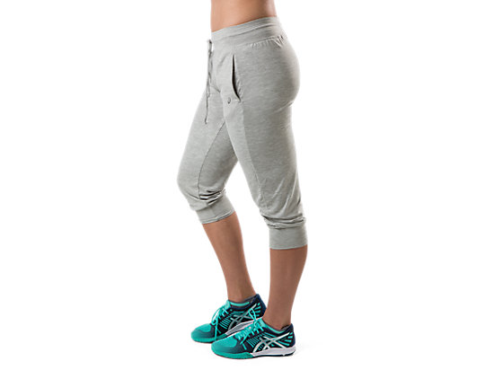 ASX Lux Pant Light Grey 11