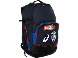 OFFICIAL WESTERN BULLDOGS BACKPACK